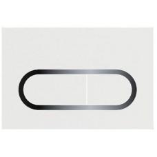 Панель управления для инсталляции Ravak Chrome , цвет белый (X01455)
