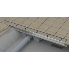 Душевой трап (канал , дренаж ,желоб) Ravak Chrome 950 мм (X01428)
