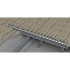 Душевой трап (канал , дренаж ,желоб) Ravak Zebra 750 мм (X01433)