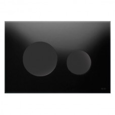 Клавиша для инсталляции TECEloop панель из черного стекла, клавиши черные 9240657