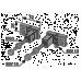 Комплект для крепления модуля к стене TECE 9380000