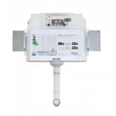 Застенный смывной бачок TECE 9041008 для установки с напольным унитазом, фронтальное расположение панели смыва